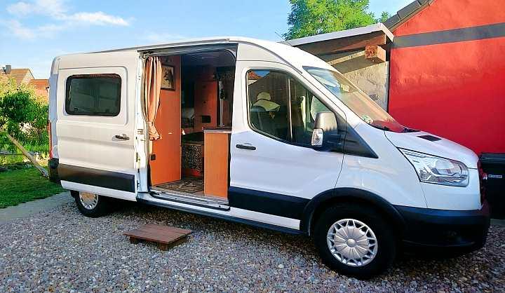 Ford Transit Ausbau Camper Anleitung