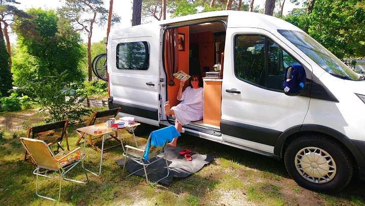 Ford Transit Camper Ausbau Kosten