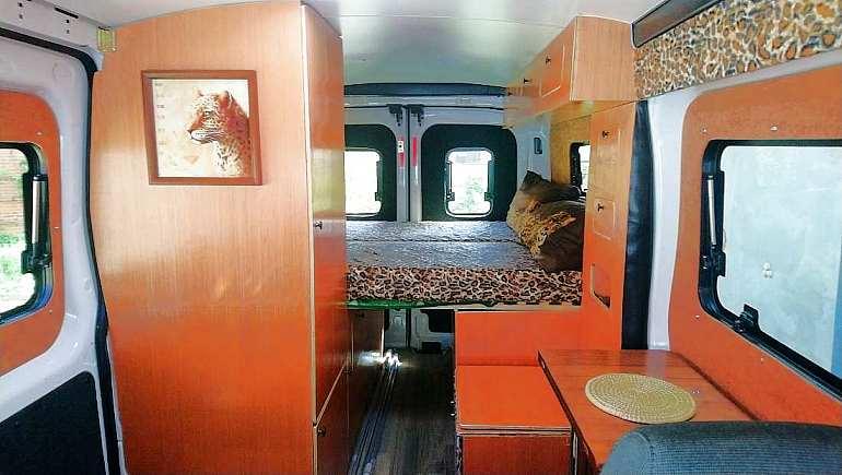 Camper Ausbau Ford Transit Anleitung