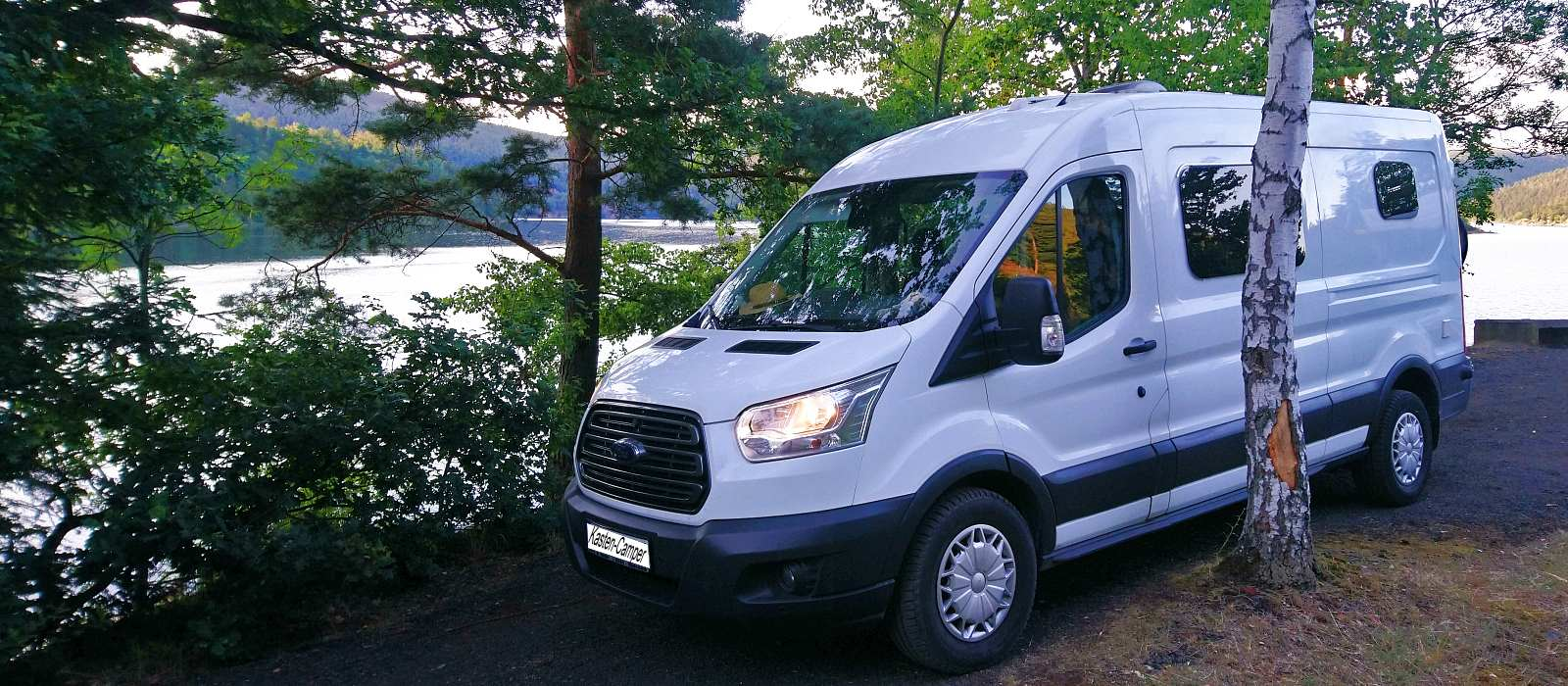 Ford Tansit Camper Ausbau Anleitung