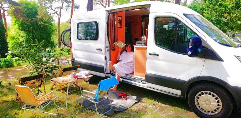 Camper Ausbau Anleitung Ford Transit
